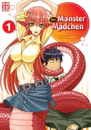 Monster Musume - Everyday Life with Monster Girls édition Simple