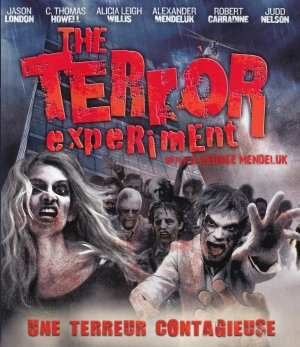 The Terror Experiment édition Simple