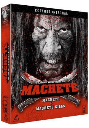 Coffret Machete édition Coffret Machete