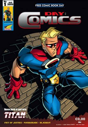 Day comics édition Kiosque
