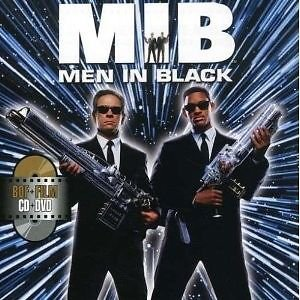 Men in Black édition Simple