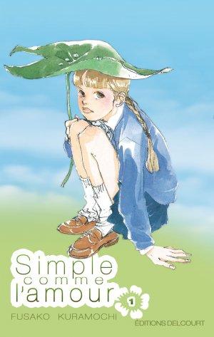 Simple comme l'amour T.1