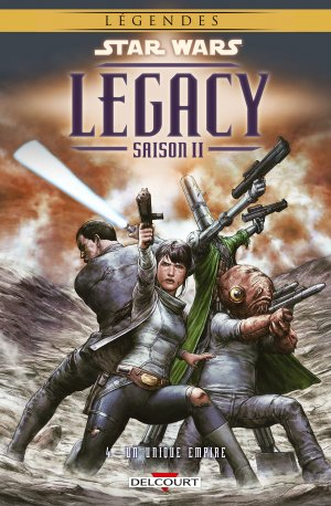 Star Wars - Legacy II T.4