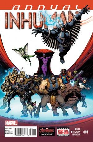 Inhuman 1 - Issue 1