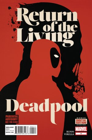 Deadpool - La Collection qui Tue ! # 4 Issues (2015)