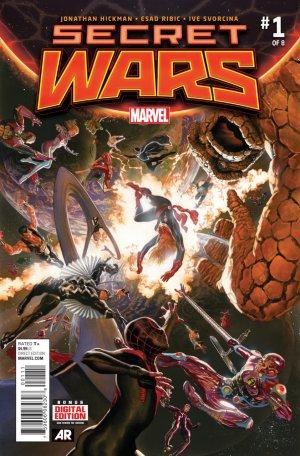 Secret Wars # 1 Issues V1 (2015 - 2016)