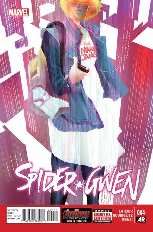 Spider-Gwen # 4 Issues V1 (2015 - 2016)