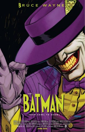 Batman - mascarade # 40 Issues V2 (2011 - 2016) - The New 52