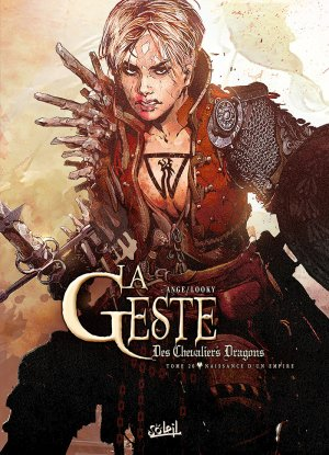 La geste des chevaliers dragons # 20
