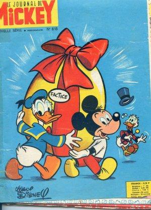 Le journal de Mickey 618