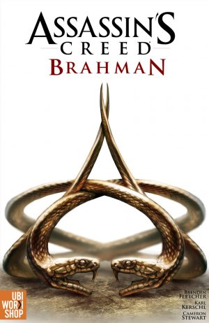 Assassin's Creed - Brahman édition TPB softcover (souple)