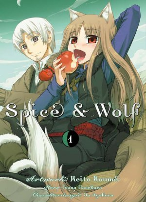 Spice and Wolf édition Simple