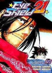 couverture, jaquette Eye Shield 21 28  (Glénat Manga)