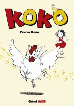 couverture, jaquette Koko   (Glénat Manga)