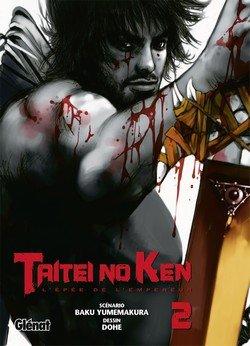 couverture, jaquette Taitei no Ken 2  (Glénat Manga)