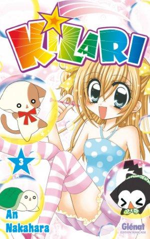 couverture, jaquette Kilari 3  (Glénat Manga)