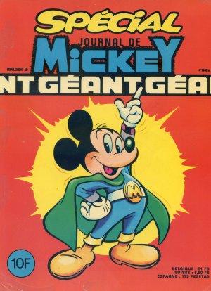 Le journal de Mickey géant édition Hors série
