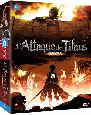 L'attaque des titans édition Coffret