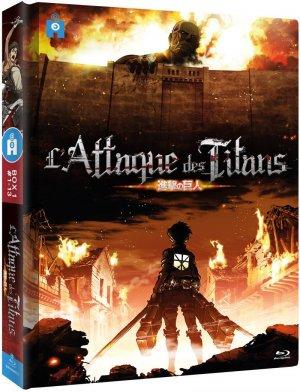 L'attaque des titans édition Coffret - Blu-Ray