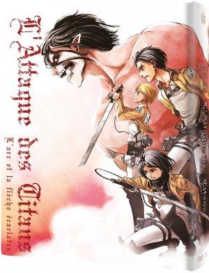 L'attaque des titans - L'arc et la flèche écarlates édition Collector - Combo DVD - Blu-Ray