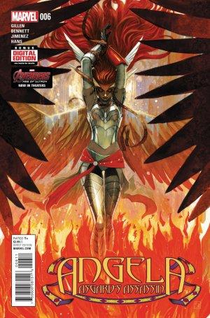 Angela - Asgard's Assassin # 6 Issues (2014 - 2015)