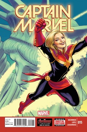 Captain Marvel # 15 Issues V09 (2014 - 2015)