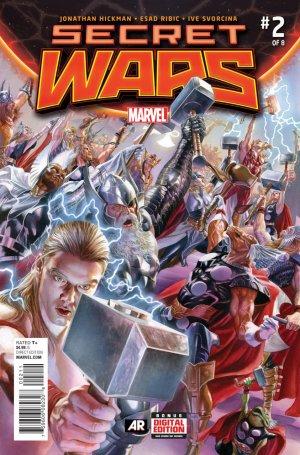 Secret Wars # 2 Issues V1 (2015 - 2016)