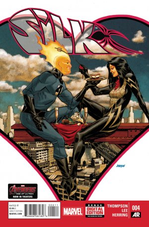 Silk # 4 Issues V1 (2015)