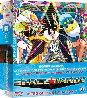 Space Dandy - Saison 2 édition Intégrale - Blu-Ray