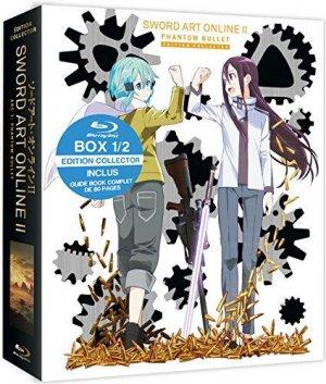 Sword Art Online II édition Coffret - Blu-Ray