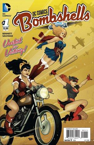 DC Comics Bombshells édition Issues