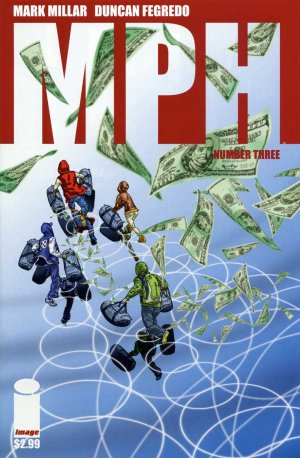 MPH # 3 Issues (2014 - 2015)