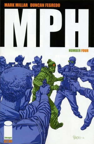 MPH # 4 Issues (2014 - 2015)
