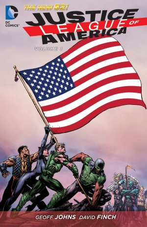 Justice League Of America # 1 TPB softcover (souple) - Issues V4