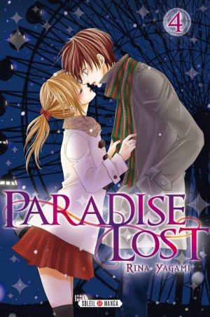 couverture, jaquette Paradise Lost 4  (soleil manga)