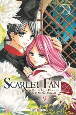 couverture, jaquette Scarlet Fan 9  (soleil manga)