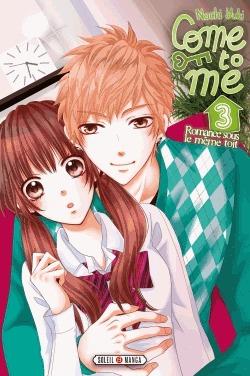 couverture, jaquette Come to me 3  (soleil manga)