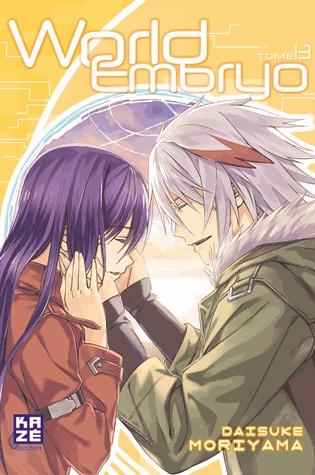 couverture, jaquette World Embryo 13  (kazé manga)