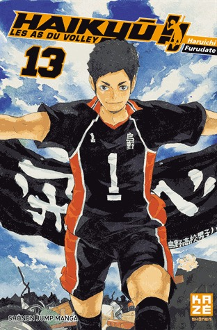 Haikyu !! Les As du Volley # 13