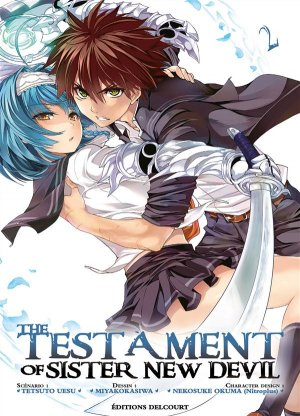 The testament of sister new devil #2