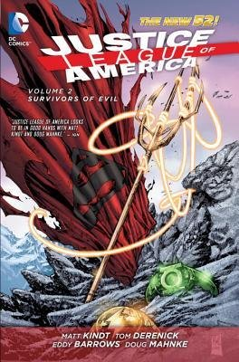 Justice League Of America # 2 TPB softcover (souple) - Issues V4