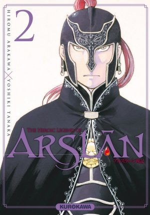 The Heroic Legend of Arslân # 2