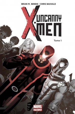 Uncanny X-Men # 1 TPB Hardcover - Marvel Now! - Issues V3