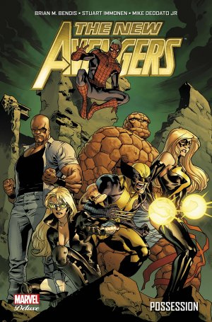 New Avengers édition TPB Hardcover - Marvel Deluxe V2 - Issues V2