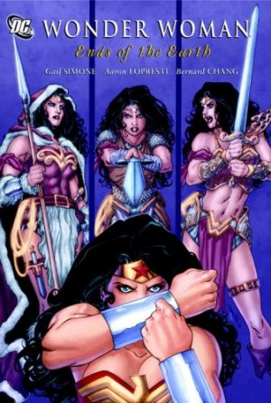 Wonder Woman édition TPB hardcover (cartonnée) - Issues V3