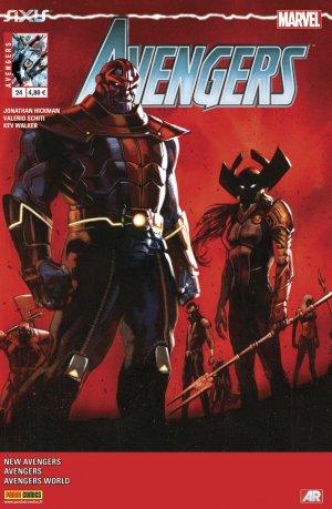 Avengers # 24