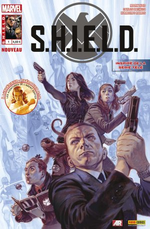 Shield # 1 Kiosque (2015 - 2016)