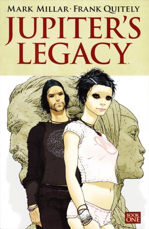 Jupiter's Legacy édition TPB softcover (souple)