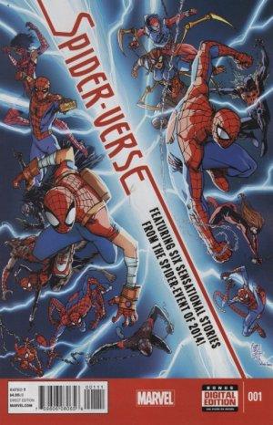 Spider-Man - Spider-Verse édition Issues V1 (2014 - 2015)