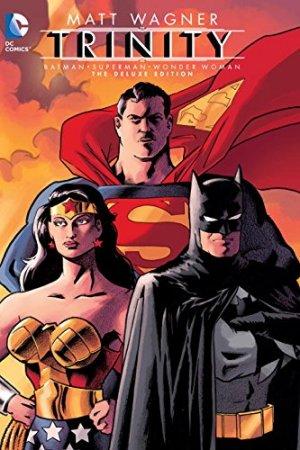 Batman / Superman / Wonder Woman - Trinité édition TPB hardcover (cartonnée) - Deluxe (2016)